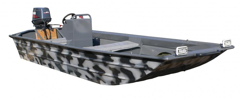 лодка плоскодонка цена